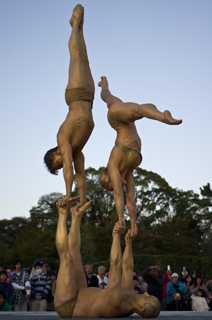 大道芸ワールドカップin静岡 2009