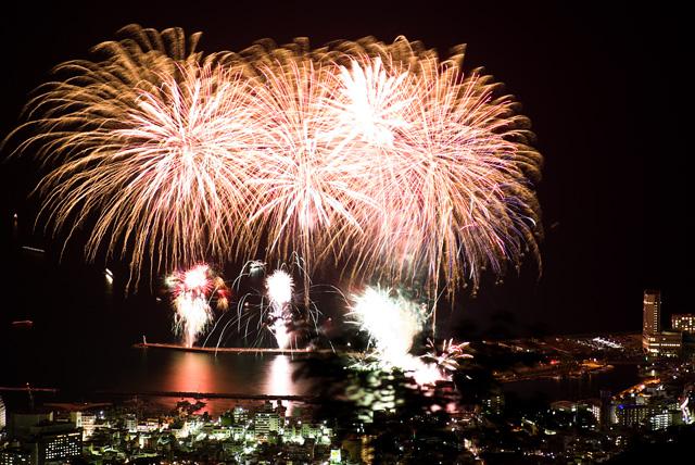2009年7月26日 熱海海上花火大会